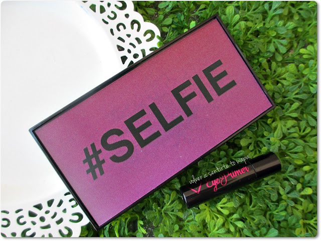 Paleta #Selfie de I HEART MAKEUP: Review & Swatches