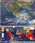 LLUVIAS Y TERREMOTOS EN EL MUNDO