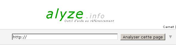 alyze