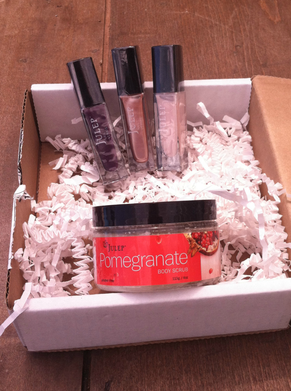 Julep Maven Mystery Box - Classic With A Twist - August 2012