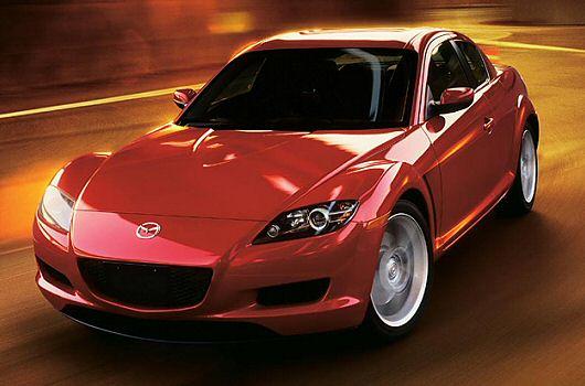 Cars rev: Mazda RX 8
