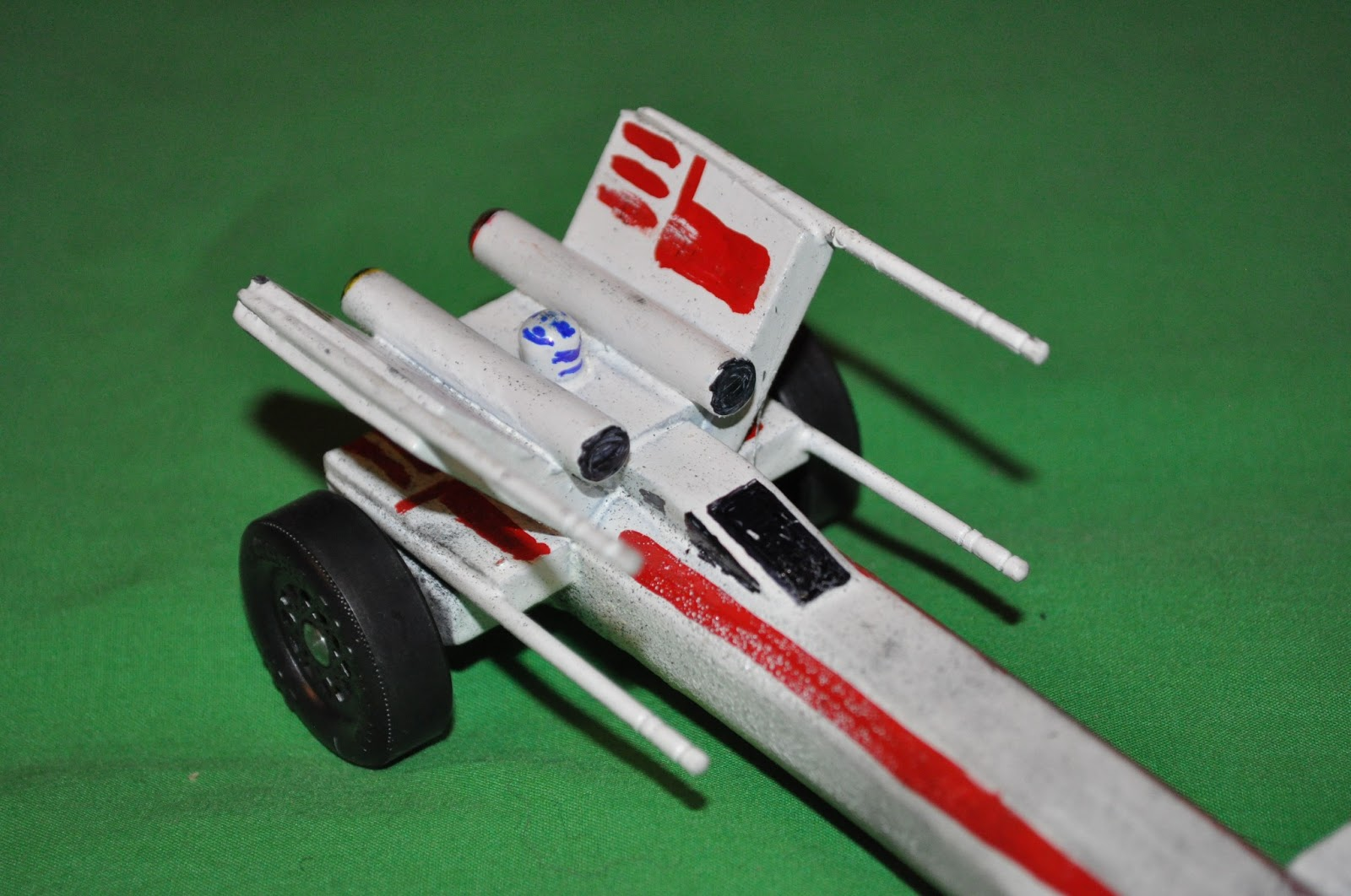 Rubowhappenings derby time for Pinewood derby templates star wars