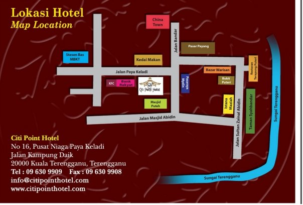 Lokasi Hotel