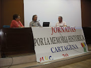 """Conferencia: """"Monarquía democrática-Democracia republicana"""" Ponentes: José L. Vidal y Francisco J."""