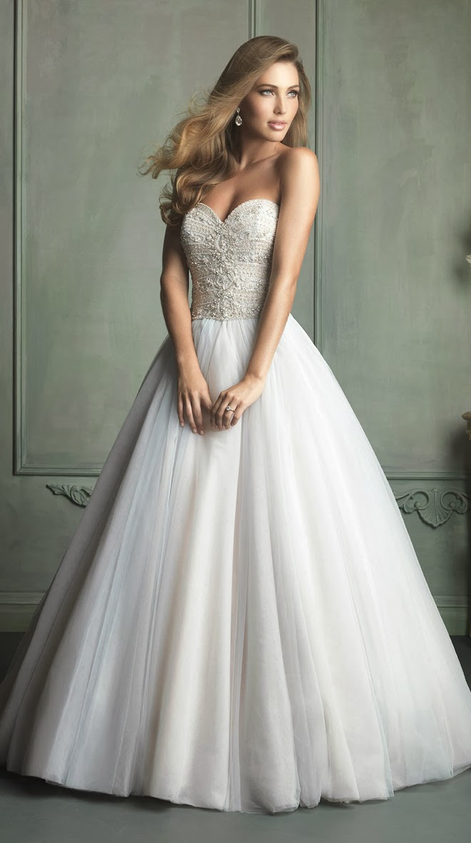 Cheap Allure Wedding Dresses 94 Nice ADVERTISING inRead invented by