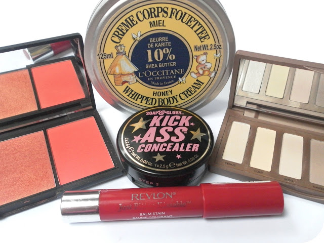 Top 5 Beauty Products of January 2013