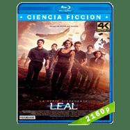 Divergente la serie: Leal (2016) HEVC H265 2160p Audio Dual Latino-Ingles