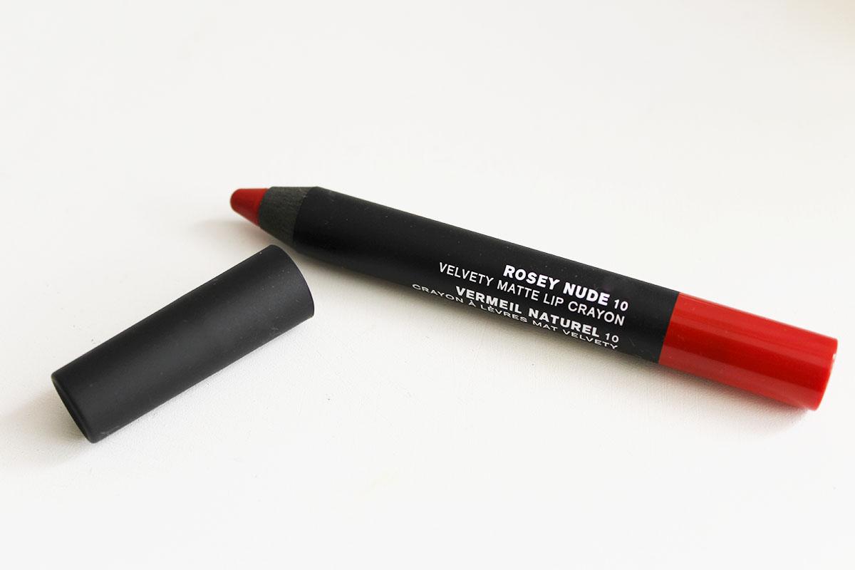 Sonia Kashuk : Velvety Matte Lip Crayon