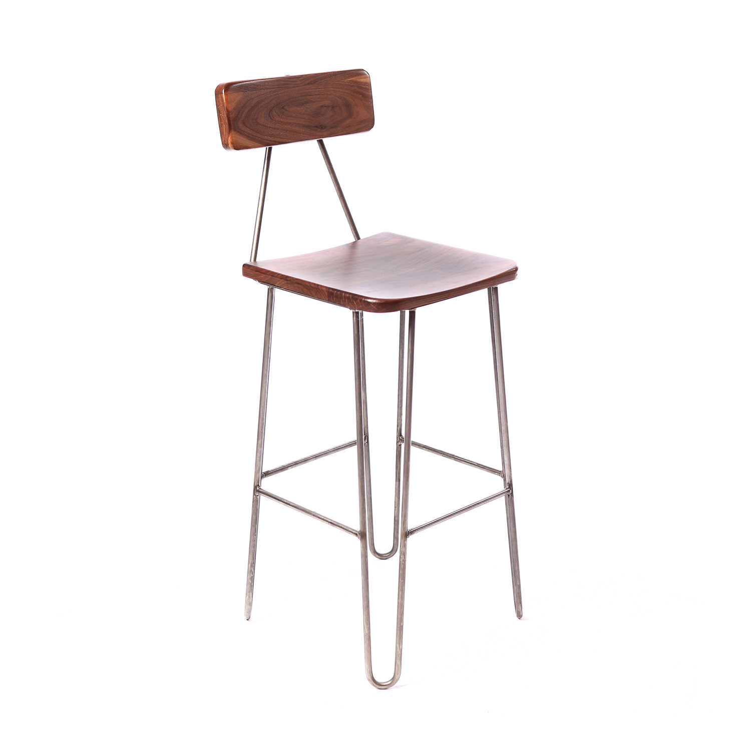 Baker Bar Stool by Rocky Mountain Table
