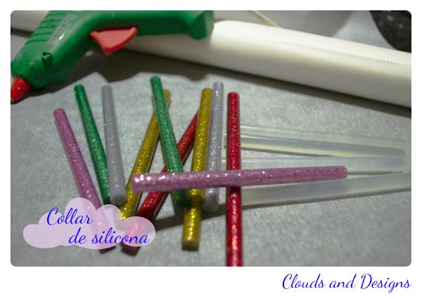 Collar de silicona - Manualidades con silicona ...