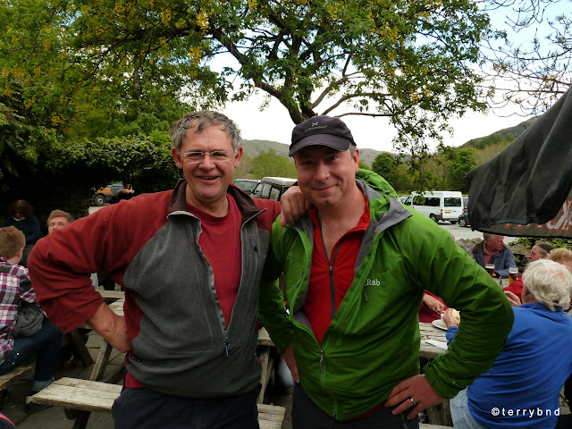 Bill Birkett, terrybnd, Rab Vapour-Rise Lite Alpine