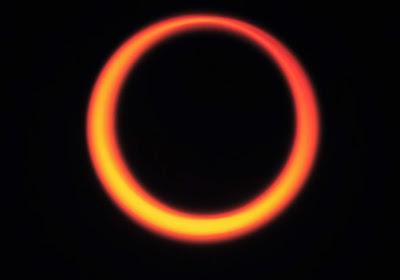eclipse anular de sol 20 de mayo 2012