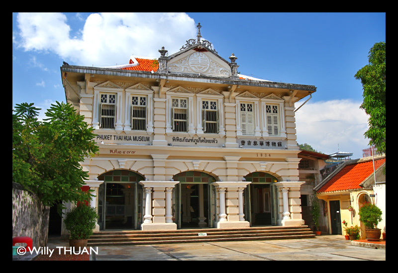 Phuket Thaihua Museum Thailand Location Map,Location Map of Phuket Thaihua Museum Thailand,Phuket Thaihua Museum Thailand accommodation destinations attractions hotels map reviews photos pictures
