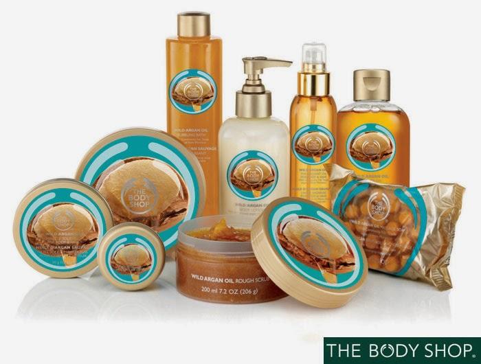 Body Shop Argán