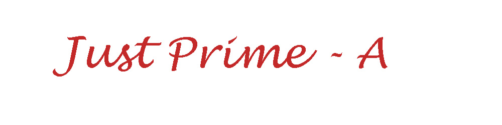 Just Prime-A