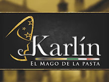 KARLIN EL MAGO DE LA PASTA