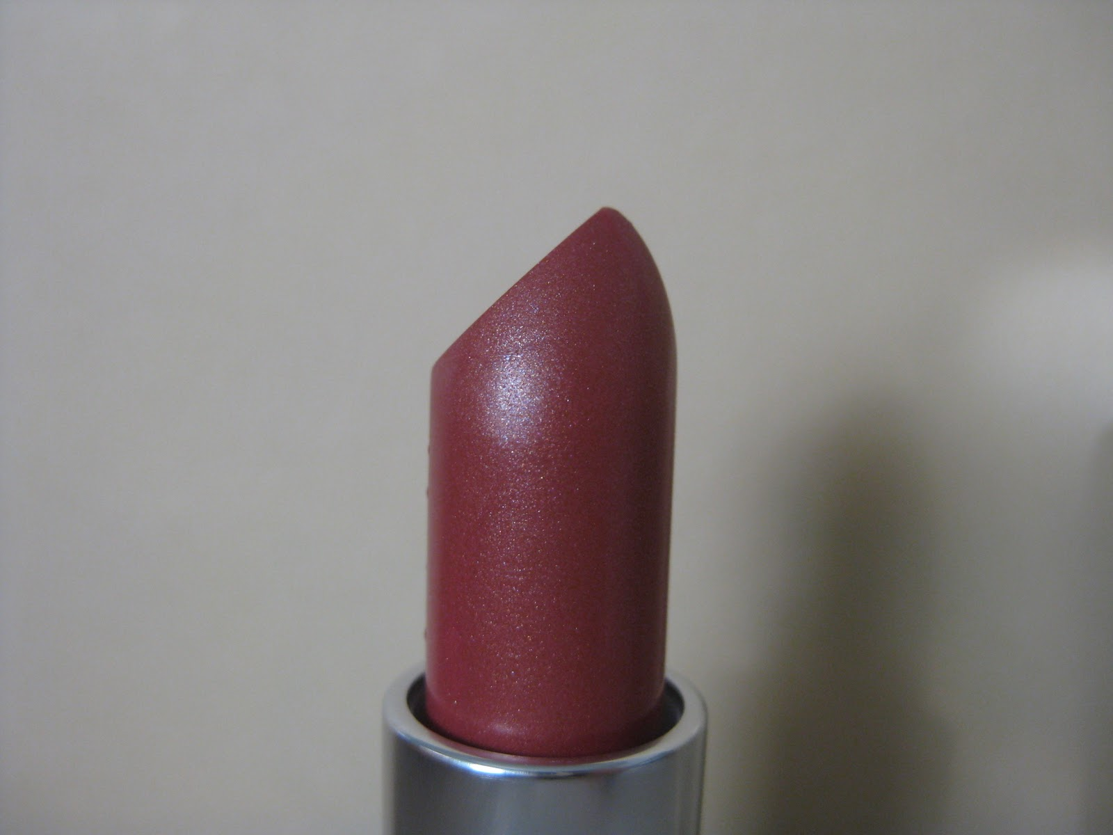 mac lipstick quotramblin rosequot frost