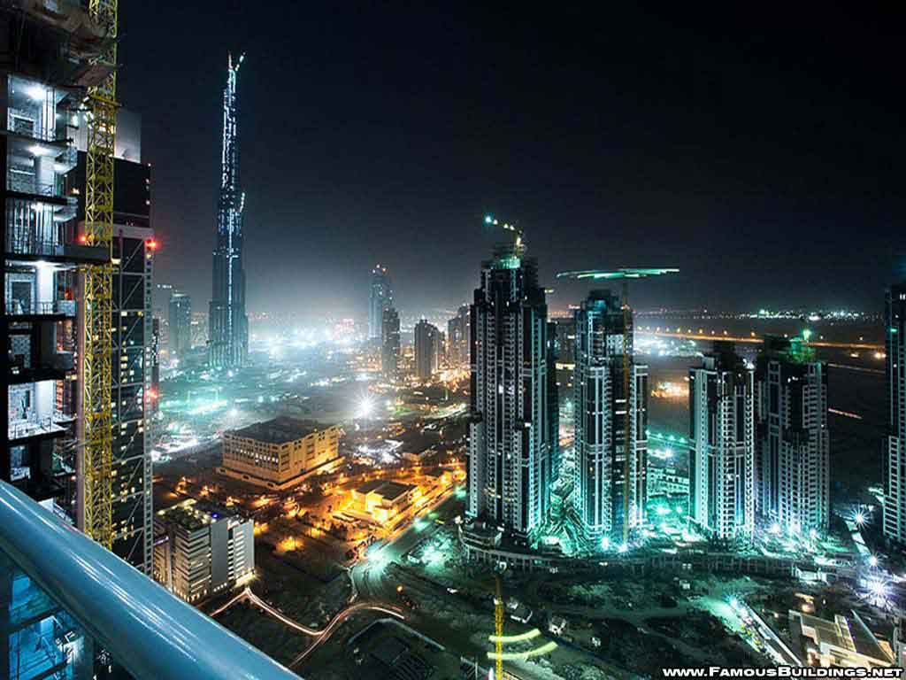 World Visit 5 Most Beautiful Wallpapers Of Dubai