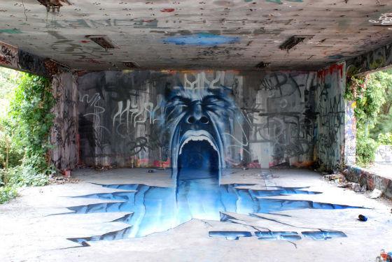 Selección de lo mejor del Arte Callejero (Graffiti Art) en el 2011