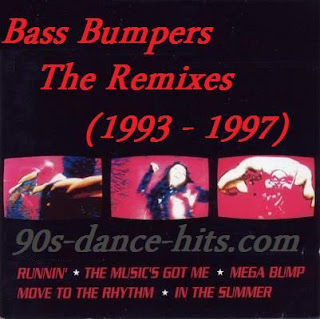 Bass Bumpers - The Remixes (1993 - 1997)