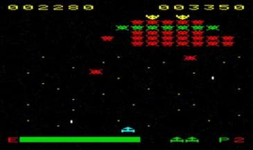 Schmid TVG 2000 - Space Attack