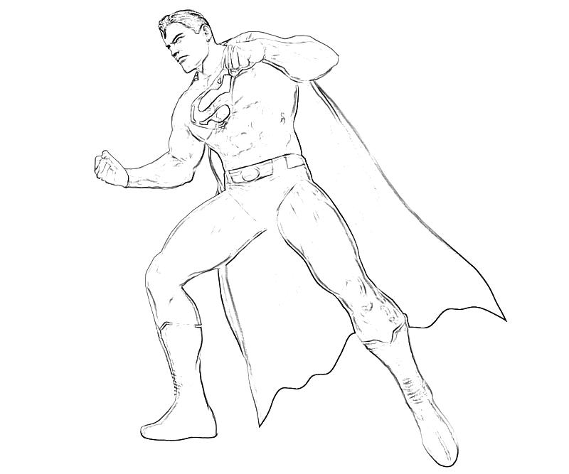 printable-injustice-gods-among-us-superman-power-coloring-pages