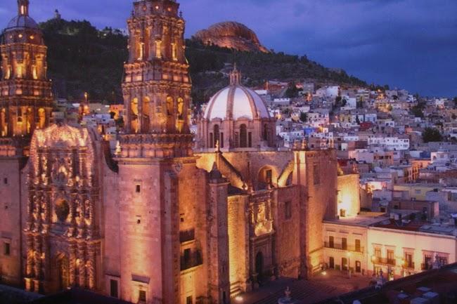 Turismo religioso en Zacatecas