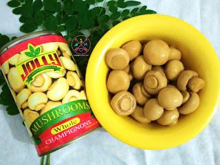 Jolly Mushroom Recipe: Crunchy Mushroom Popcorn