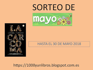 SORTEO ACTIVO EN EL BLOG: