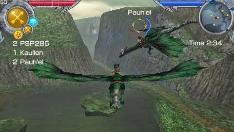Download Eragon PSP