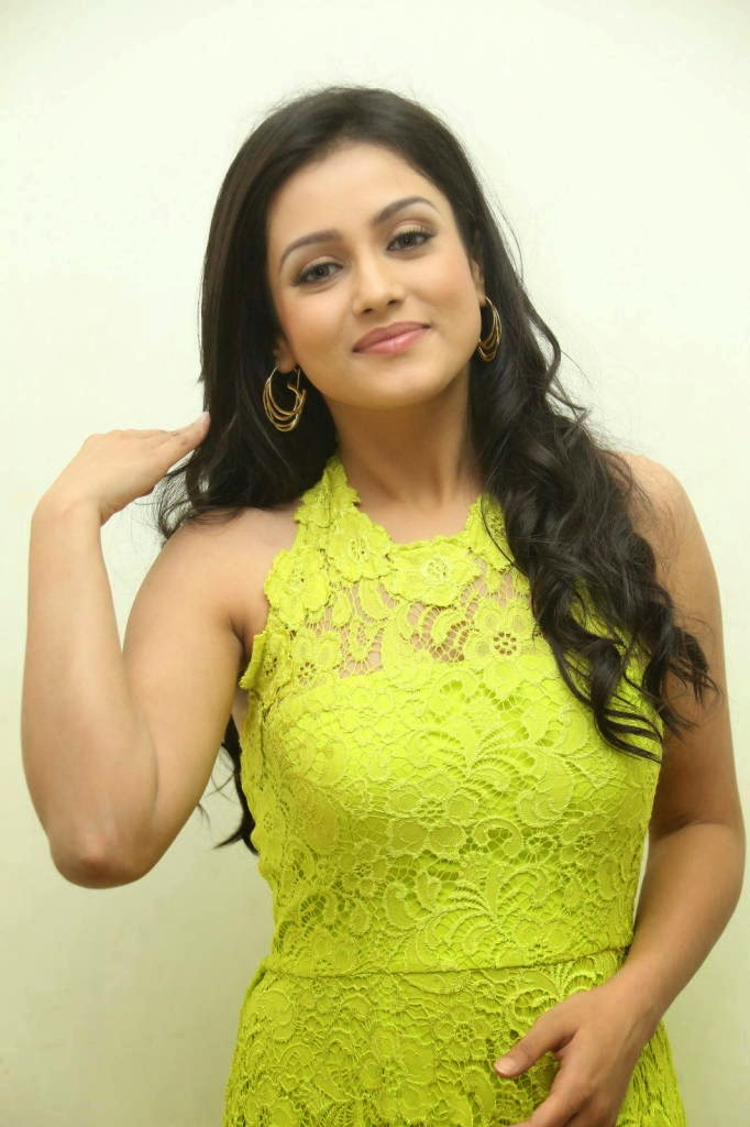 Mishti Chakraborty At Chinnadana Nee Kosam Movie Audio Launch Pics