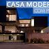 Casa moderna com muro e portão - excepcional! Confira todos os ambientes e planta!