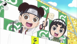 Naruto SD: Rock Lee Episódio 40 - Português