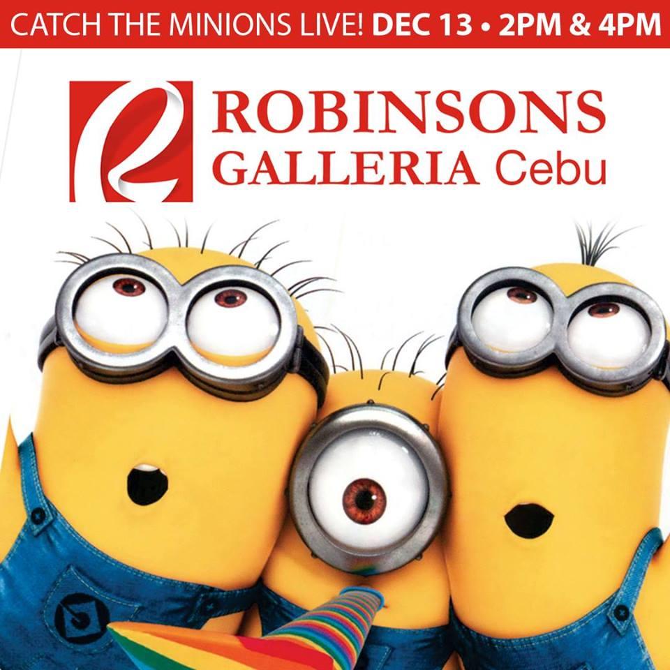 Robinson-Galleria-Cebu-Minions