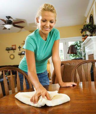 cara Membersihkan Rumah Dalam Sehari