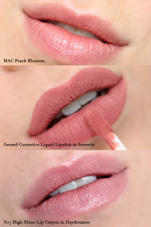 Top 3 Nude Lip Products