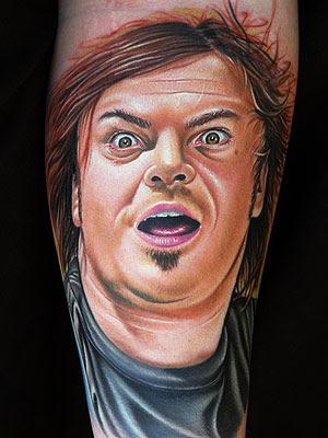 Tatuaje Jack Black