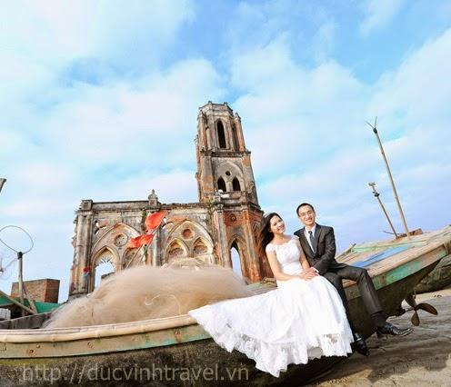 Địa điểm chụp ảnh cưới đẹp nhất ở Hải Hòng 2
