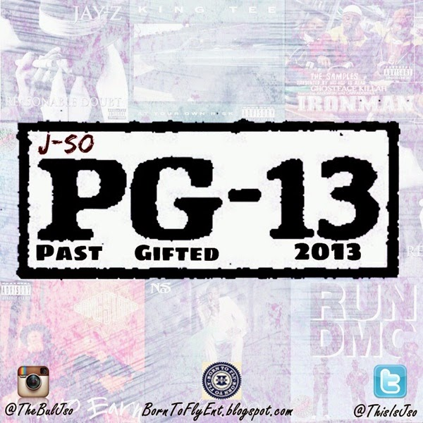 J-SO - PG-13 - Mixtape