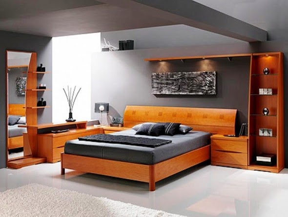 Modern Cool Bedrooms Design