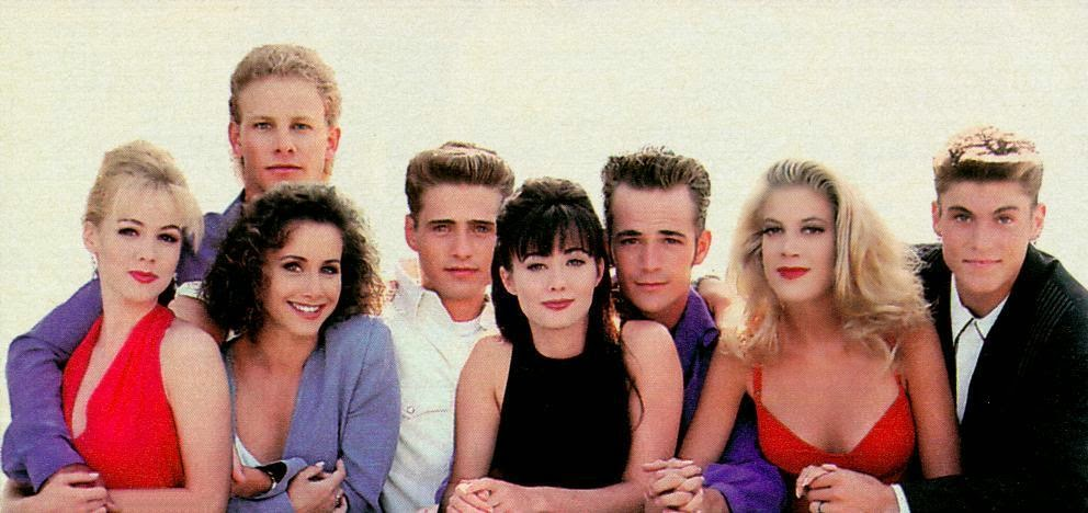 90s TV, Beverly Hills 90201, The 90s, 1990s, Funny, Pictures than make you feel old,