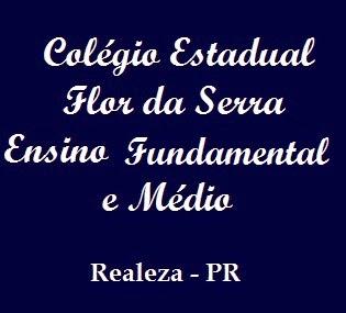 Colégio Estadual Flor da Serra