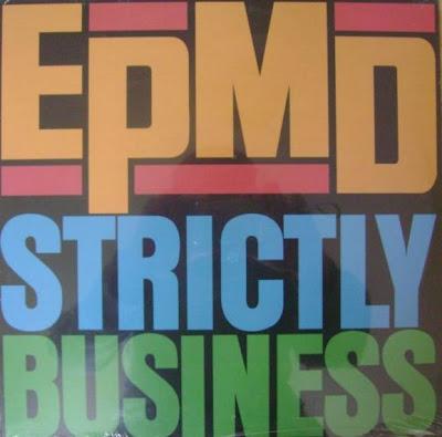 EPMD – Strictly Business (VLS) (1988) (192 kbps)