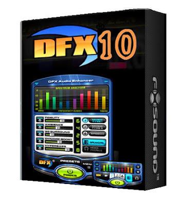 DFX Audio Enhancer 10.140