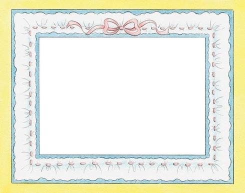 Marcos para fotos infantiles para imprimir - Imagenes y dibujos ...
