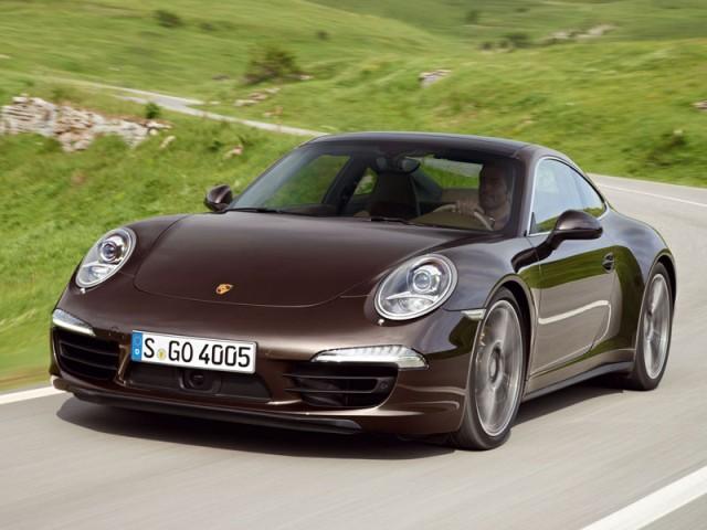 Porsche 911 Carrera 4 2013,