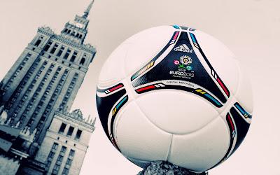 Official Match Ball EURO 2012 - Euro 2012 ball wallpaper
