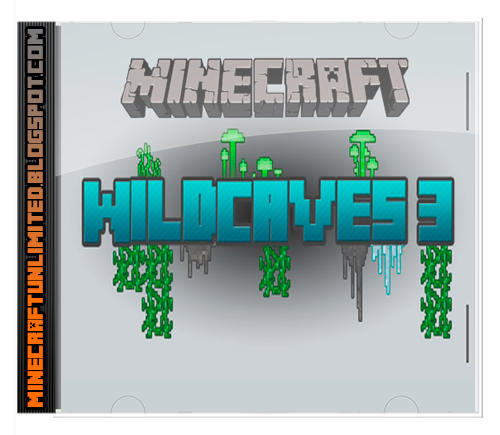 WildCaves mod Minecraft