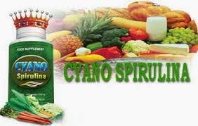 manfaat cyano spirulina