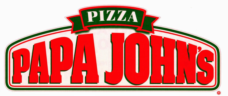 Papa John's delivery logo